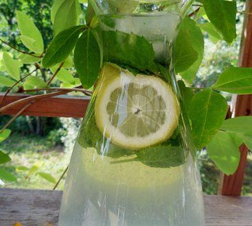 Enkel lemonad